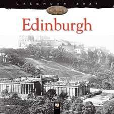 Edinburgh Heritage Wall Calendar 2021 (Art Calendar)