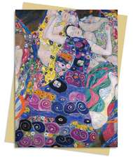 The Virgin (Klimt) Greeting Card: Pack of 6