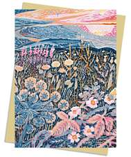 Annie Soudain: Midsummer Morning Greeting Card: Pack of 6