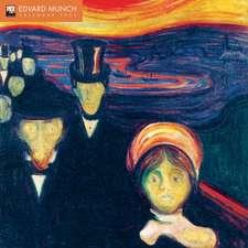 Edvard Munch Wall Calendar 2022 (Art Calendar)