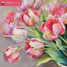 Blooms by Nel Whatmore Wall Calendar 2022 (Art Calendar)