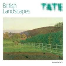 Tate: British Landscapes Wall Calendar 2022 (Art Calendar)