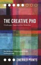 Creative PhD