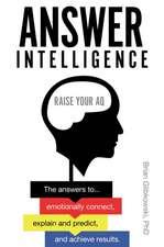 Answer Intelligence: Raise Your Aq