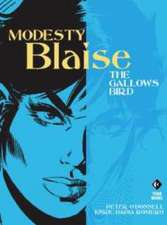Modesty Blaise: Gallows Bird