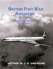 British Post-War Airliners