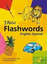 Milet Flashwords (English-Spanish):  Somali-English