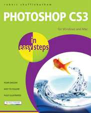 Photoshop CS3 in easy steps: For Windows and Mac