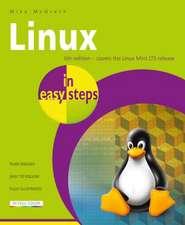 Linux in easy steps
