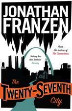 Franzen: Twenty-Seventh City