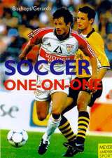 Soccer:  One-On-One