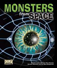 KS2 Monsters from Space Reading Book