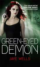 Green-Eyed Demon