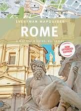 Pisano, S: Rome Everyman Mapguide