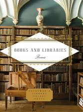 Poems about Books and Libraries