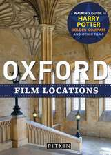 Film Locations of Oxford