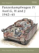 Panzerkampfwagen IV Ausf.G, H and J 1942 45:  The Boxer Rebellion
