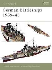 German Battleships 1939–45