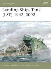 Landing Ship, Tank (LST) 1942-2002