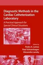 Diagnostic Methods in the Cardiac Catheterization Laboratory