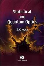 Statistical and Quantum Optics