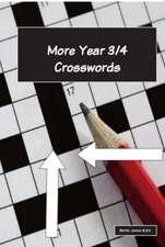 More Year 3-4 Crosswords