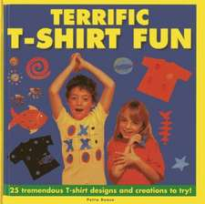 Terrific T-Shirt Fun:  25 Tremendous T-Shirt Designs and Creations to Try!