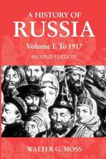 A History of Russia Vol 1