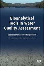 Bioanalytical Tools in Water Quality Assessment