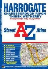Harrogate Street Atlas