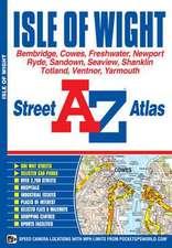 Isle of Wight Street Atlas