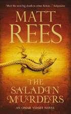 Rees, M: Saladin Murders