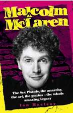 Malcolm McLaren