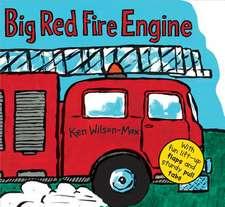 Big Red Fire Engine