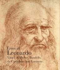 Giorgio, V: Lives of Leonardo