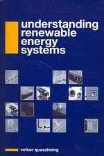 Quaschning, V: Understanding Renewable Energy Systems