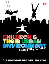 Children and Their Urban Environment