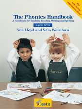Phonics Handbook (in Print Letters)