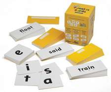Jolly Phonics Cards in Print Letters