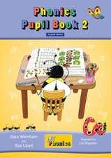 Jolly Phonics Pupil Book 2 (colour edition)