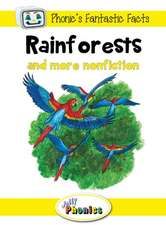 Rainforests and More Nonfiction