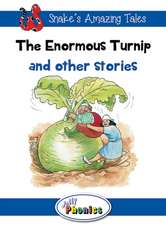The Enormous Turnip and Other Stories:  Jolly Phonics Readers