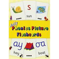 Wernham, S: Jolly Phonics Picture Flash Cards