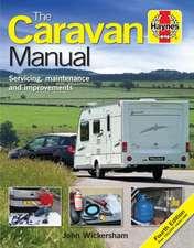 Wickersham, J: The Caravan Manual