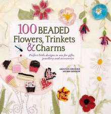 100 Beaded Treasures, Trinkets & Charms