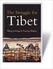 The Struggle for Tibet:  A Childhood in Occupied Europe
