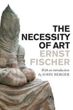 The Necessity of Art:  A Writer on the Edge