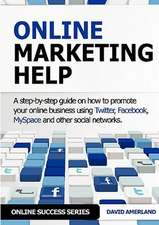 Online Marketing Help