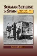 Norman Bethune in Spain