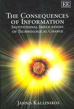 The Consequences of Information: Institutional Implications of Technological Change